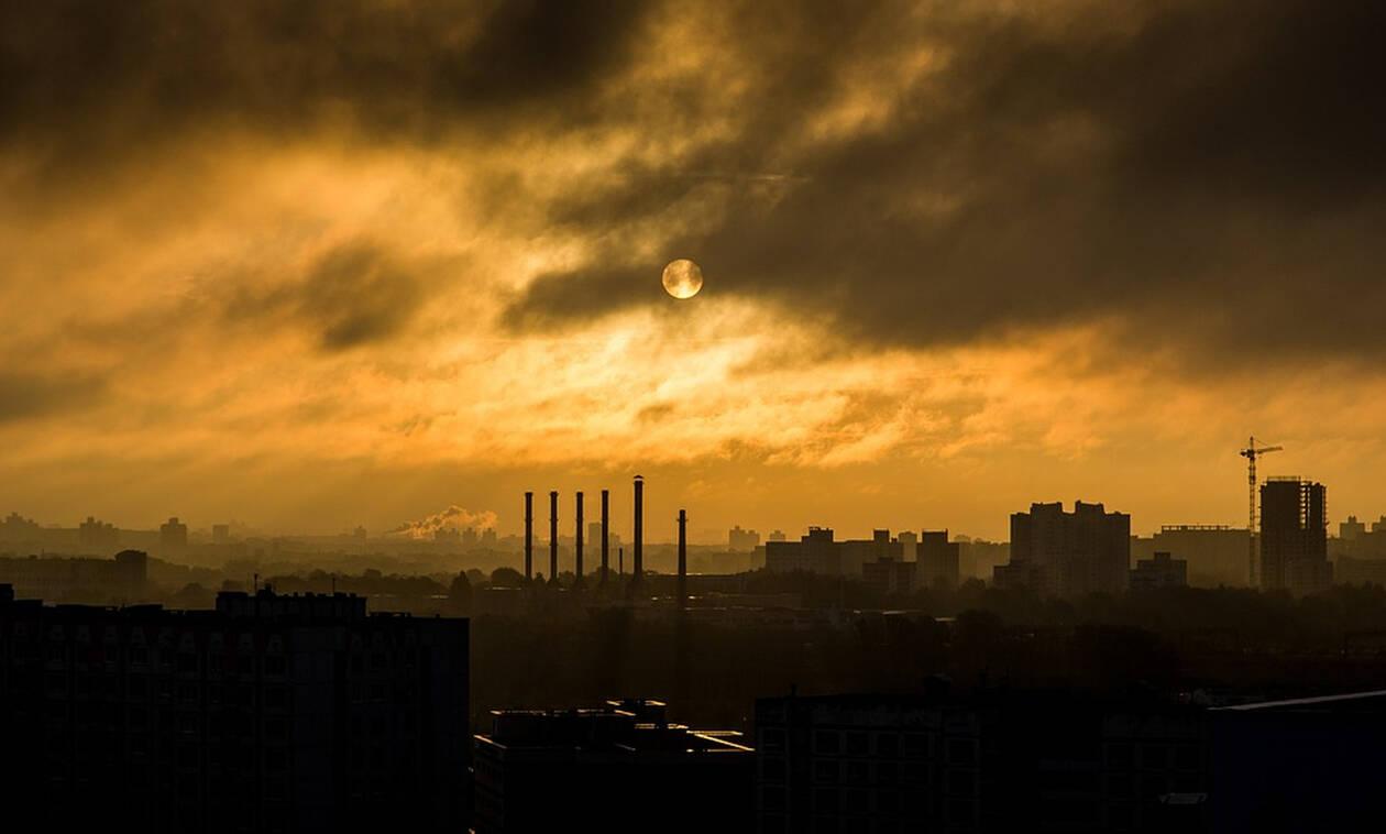 Μεταξύ των πιο μολυσμένων πόλεων παγκοσμίως τα Σκόπια (Pics)