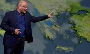 Κακοκαιρία σε όλη την Ελλάδα την Τρίτη! Η ανάλυση του Σάκη Αρναούτογλου (video)
