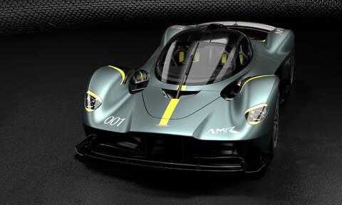 Η Aston Martin Valkyrie θα έχει έκδοση και για πίστα (Video)