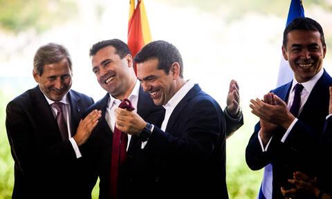 Αποκάλυψη Politico: Ο Τσίπρας ξεπλήρωσε τη διάσωση της Ελλάδας με ξεπούλημα της Μακεδονίας
