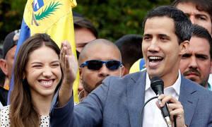 Βενεζουέλα: Επικοινωνία με τον Ντόναλντ Τραμπ είχε ο Χουάν Γκουαϊδό