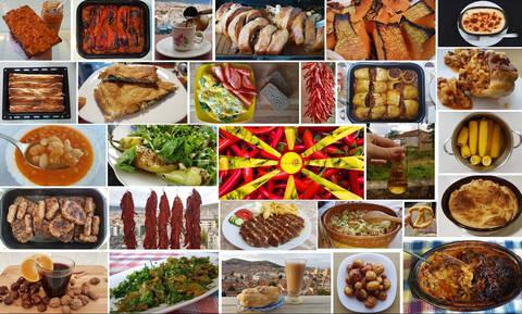 Προπαγάνδα δίχως τέλος: Οι Σκοπιανοί λανσάρουν «μακεδονική» κουζίνα