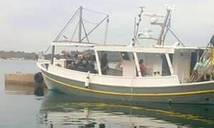 Ψαράς απ' τη Χαλκιδική σήκωσε τα δίχτυα του και έπαθε σοκ με το ψάρι που είδε (photo)