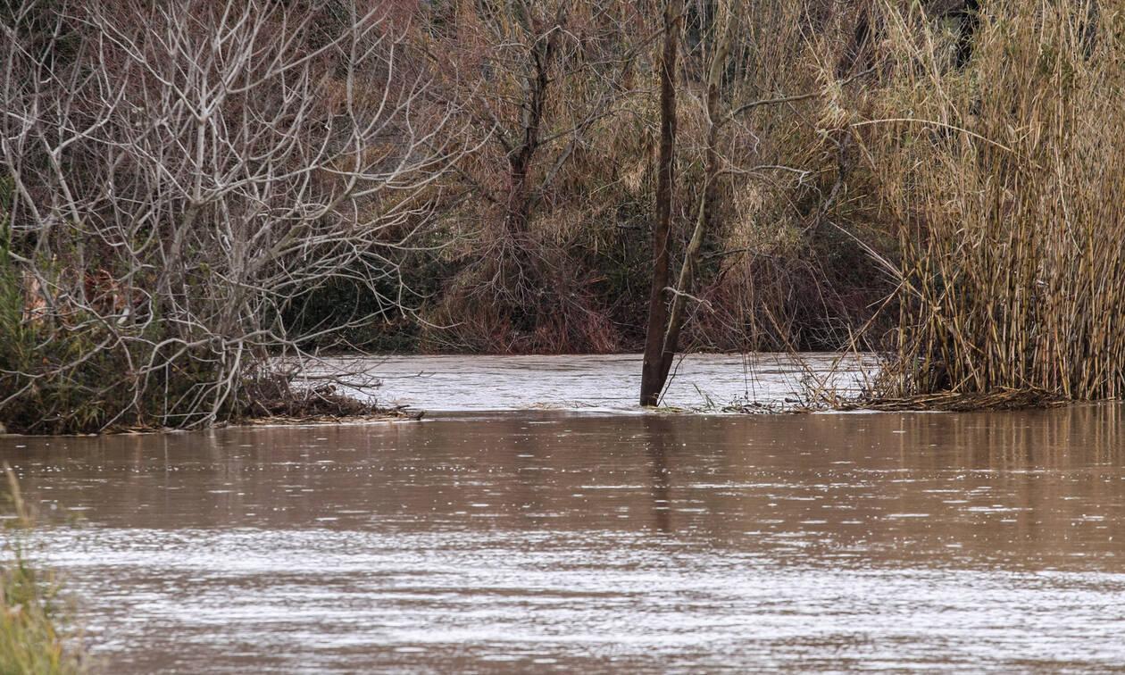 Ηλεία: Πλημμύρες και κατολισθήσεις από την κακοκαιρία - Σε ποιες περιοχές υπάρχουν προβλήματα (pics)