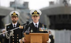 Κρίσεις 2019: Το συγκλονιστικό «αντίο» ενός ναύτη στον Αρχηγό Στόλου - Αιχμές για την αποστρατεία