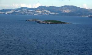 Αποκαταστάθηκε η ελληνική σημαία στις φωτογραφίες της Google στα Ίμια (pics)