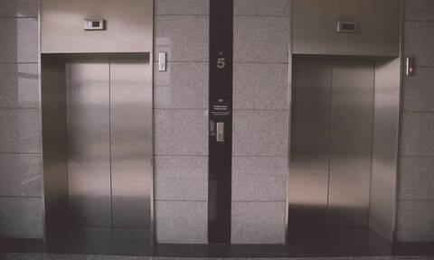 Εγκλωβίστηκε σε ασανσέρ για τρεις ολόκληρες μέρες! (vid)
