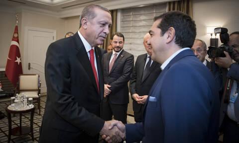Μονοήμερη στην Τουρκία λόγω... καιρού για τον Αλέξη Τσίπρα