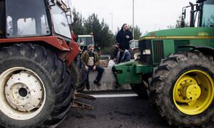 Λάρισα: Οι αγρότες καταγγέλλουν την κυβέρνηση - Δώστε στον Τσίπρα το «Νόμπελ αυταρχισμού»
