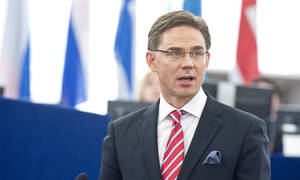 Commissioner Katainen at press conference: Full and speedy implementation of reforms