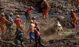 Τραγωδία χωρίς τέλος στη Βραζιλία: Στους 84 οι νεκροί από την κατάρρευση του φράγματος