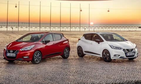 Νέοι κινητήρες και έκδοση Ν-Sport για το Nissan Micra