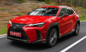 Το καινούργιο Lexus UX ξεκινά από τις 38.450 ευρώ