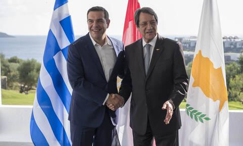 Τσίπρας: Η Συμφωνία των Πρεσπών θα βοηθήσει στην επίλυση του Κυπριακού