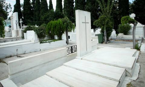 ΣΟΚ σε εκταφή στις Σέρρες - Ξεσπούν οι συγγενείς