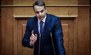 Κυριάκος Μητσοτάκης: «Ανάξιος πρωθυπουργός που διχάζει τον λαό ο Τσίπρας»