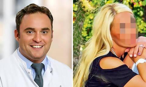 Σοκ: Γιατρός σκότωσε την ερωμένη του από υπερβολική δόση ναρκωτικών μετά από στοματικό (pics)
