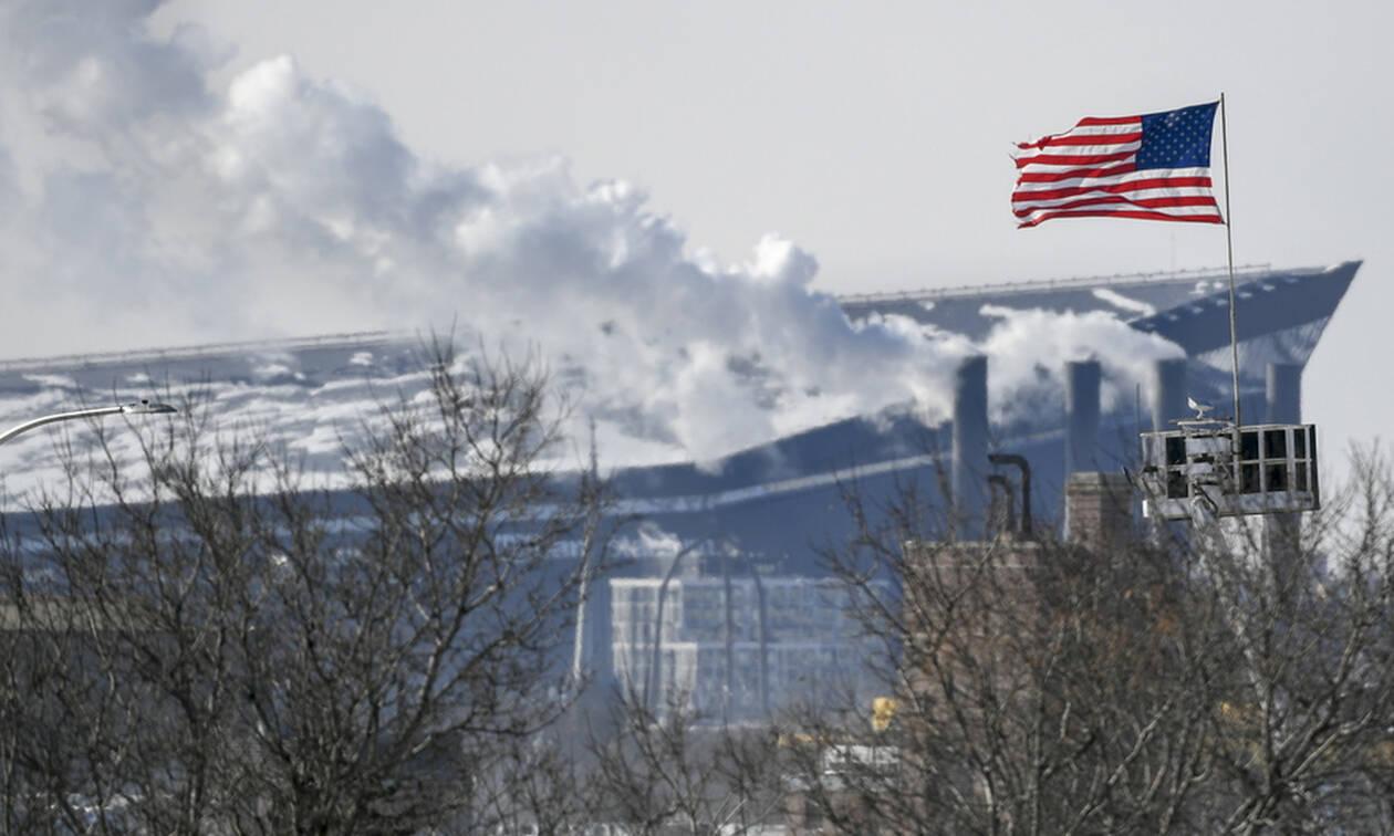 Στην «κατάψυξη» οι ΗΠΑ: Πολικές θερμοκρασίες που φτάνουν τους -50 βαθμούς Κελσίου (pics+vids)