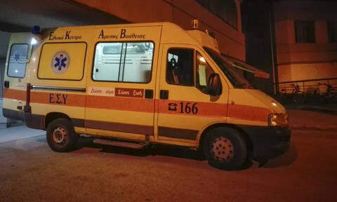 Θήβα: Συμπλοκή προσφύγων στο κέντρο κράτησης - Ενας τραυματίας (pics)