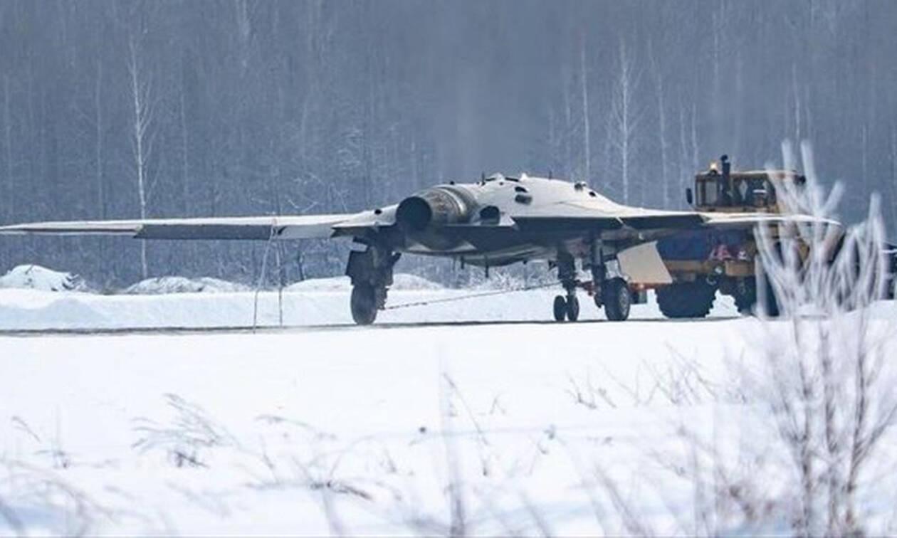 Αυτό είναι το πρώτο αυτόνομο οπλισμένο drone