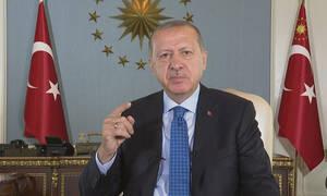 Μαραθώνιο συμβούλιο στην Τουρκία: Πέντε ώρες κατάστρωνε σχέδια ο Ερντογάν για Αιγαίο και Κύπρο