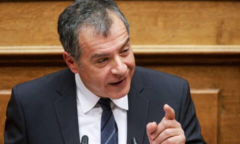 «Στέρεψε» το Ποτάμι: Ο Σταύρος Θεοδωράκης αλλάζει όνομα στο κόμμα