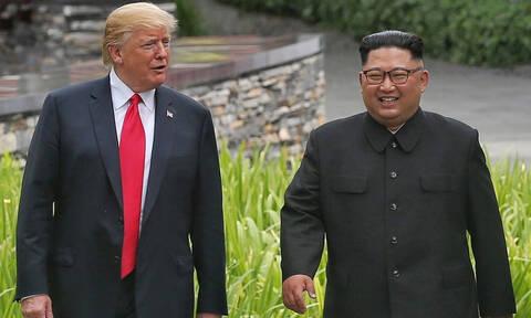 «Κλείδωσε» η δεύτερη Σύνοδος Κορυφής Τραμπ - Κιμ: Πότε και πού θα συναντηθούν