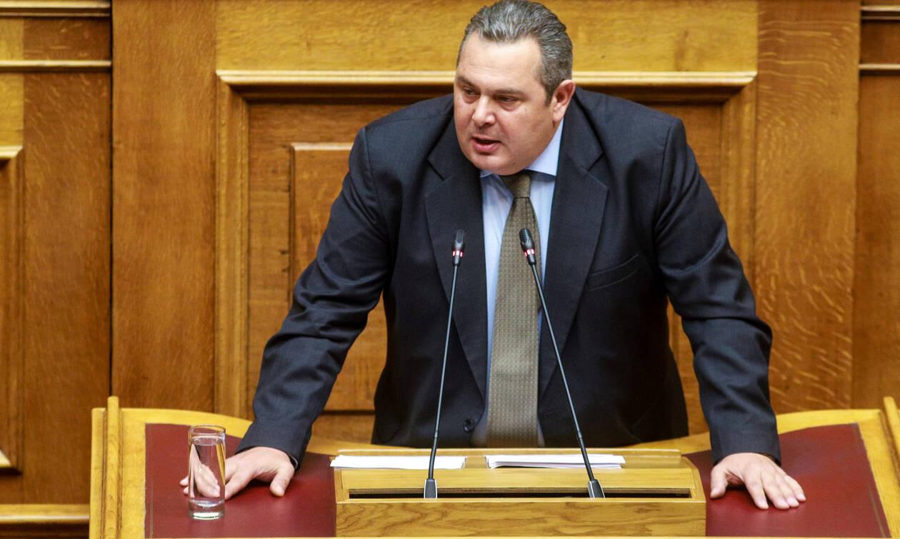 Αποκάλυψη Καμμένου: Εγώ είπα στον Φωκά να πάει να πιει γκαζόζα στη Βουλή