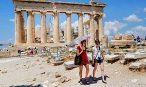 В 2018 году Грецию посетили 33 млн туристов