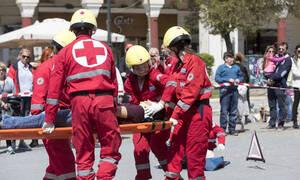 Για μια υγιή ανοδική πορεία του Ερυθρού Σταυρού