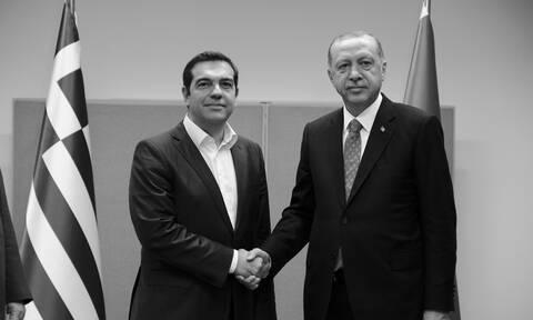 Ο διεθνολόγος Σπύρος Λίτσας στο Newsbomb.gr: Τι κρύβεται πίσω από τη συνάντηση Τσίπρα - Ερντογάν