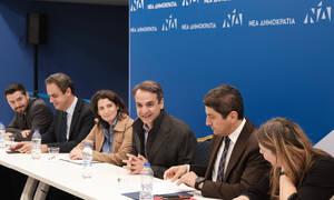 Μητσοτάκης: Πάμε σε πρόωρες εκλογές στις 26 Μαΐου