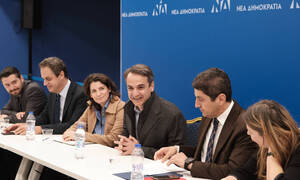 Mitsotakis: National elections will be held at the same time as the European elections