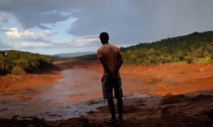 Θρήνος στη Βραζιλία: Τους 110 έφτασαν οι νεκροί από την κατάρρευση του φράγματος