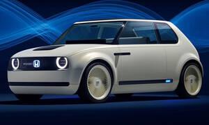 Η Honda ετοιμάζει το πρώτο της ηλεκτρικό μοντέλο