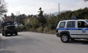 Τροχαίο με στρατιωτικό όχημα: Ένας τραυματίας