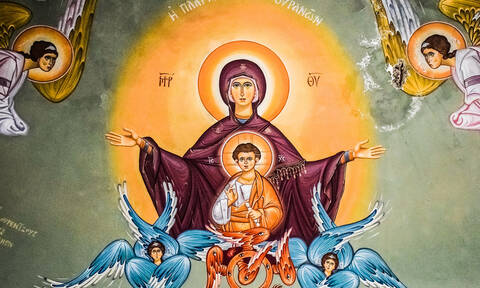 Σπάνια εικόνα της Παναγίας βρέθηκε στην Τουρκία!
