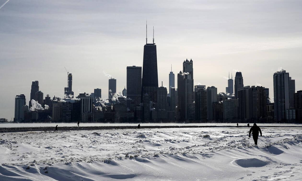 ΗΠΑ: Τουλάχιστον 21 νεκροί από το πολικό ψύχος - Στους μείον 49 η θερμοκρασία (pics+vids)