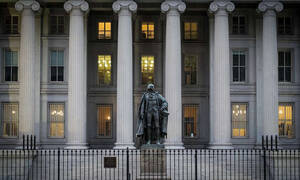 Россия в ноябре 2018 года снизила вложения в гособлигации США почти на $2 млрд
