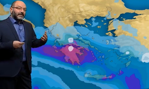 Καιρός: «Τάση για ψυχρή εισβολή την ερχόμενη εβδομάδα»! Η ανάλυση του Σάκη Αρναούτογλου (video)