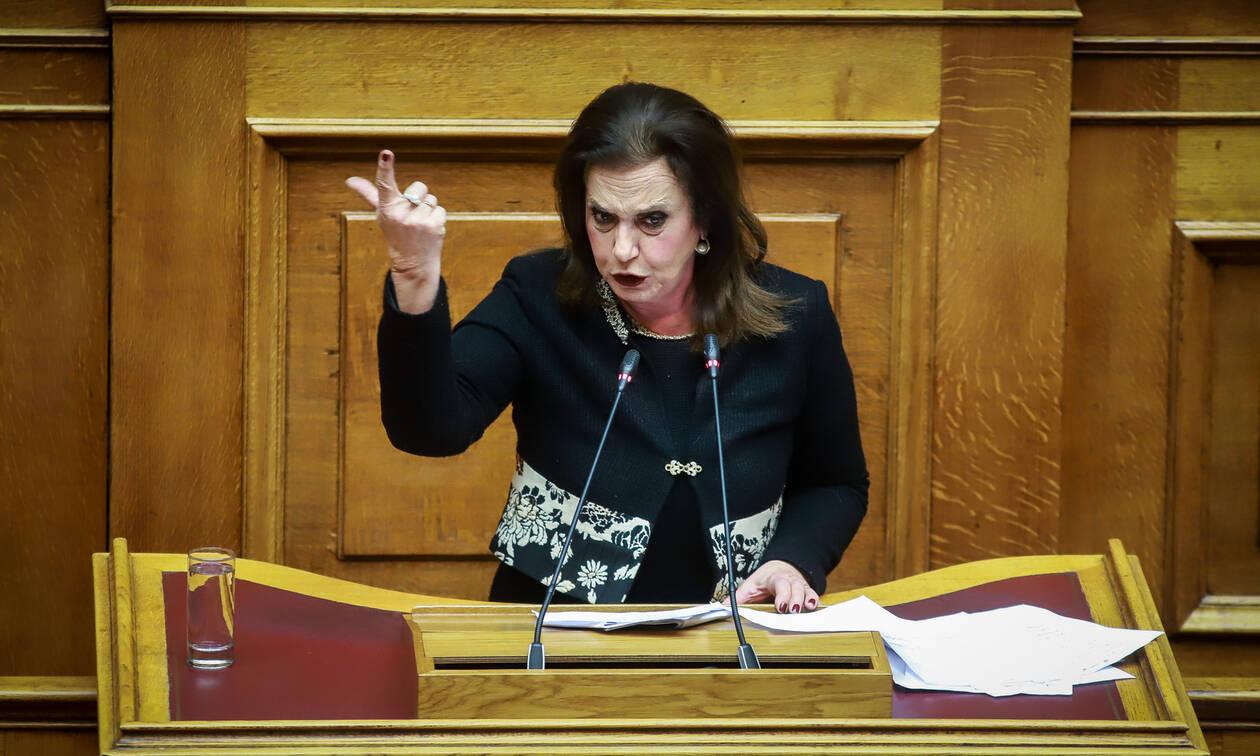 Συναγερμός στον ΣΥΡΙΖΑ: Η Μεγαλοοικονόμου έσπασε το «εμπάργκο» στον ΣΚΑΪ - «Ας με διαγράψουν»