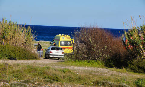 Θρίλερ στη Λακωνία: Βρέθηκε ανθρώπινος σκελετός σε παραλία