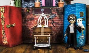 Έχουμε δει πολλές τούρτες Harry Potter όμως αυτή μας έκανε να γουρλώσουμε τα μάτια μας (pics&vid)