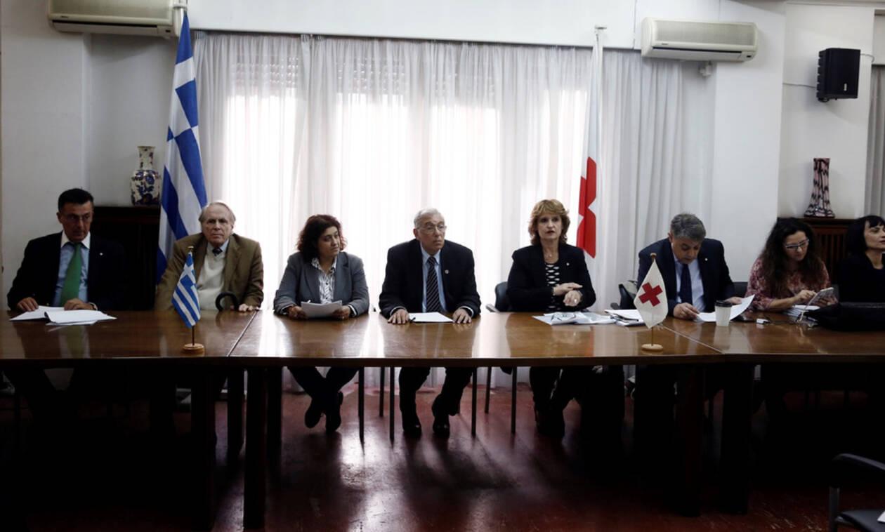 Σκέψεις αναβολής των εκλογών στον Ερυθρό Σταυρό - Ανησυχία για «αθέμιτες πρακτικές»