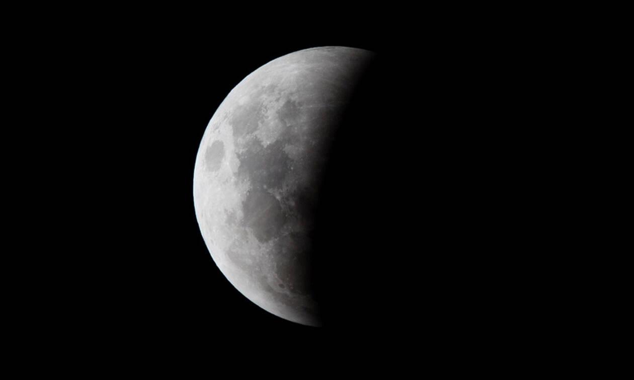 Κρύες οι νύχτες στη «σκοτεινή» πλευρά της Σελήνης - Απίστευτες θερμοκρασίες κατέγραψε το Chang'e-4