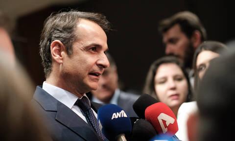 Μητσοτάκης: Ο Τσίπρας κάνει συναλλαγές κάτω από το τραπέζι για να κρατηθεί στην εξουσία