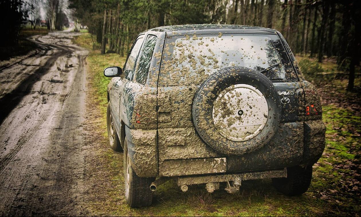 Άφησες το αυτοκίνητο σου άπλυτο για μέρες; Δες τι μπορεί να πάθεις (Pics)
