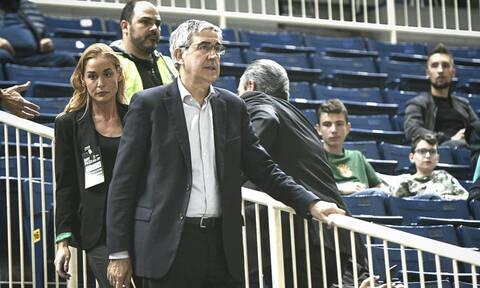 Μπερτομέου: «Το Final Four θα επιστρέψει στην Αθήνα»