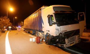 Τραγωδία στην Καλαμπάκα: Νεκρός σε τροχαίο 51χρονος οδηγός νταλίκας