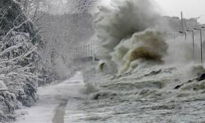 Καιρός: Μετά τη λιακάδα... χειμώνας! Ερχεται κακοκαιρία με καταιγίδες και πυκνές χιονοπτώσεις...